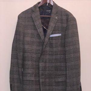Slightly worn Daniel Cremieux Plaid Blazer 42R